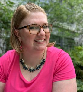 Morgan Summers Social Worker