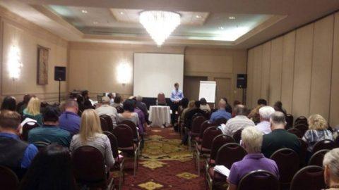 Taylor Sherman Hypnosis Training at NGH National Convention